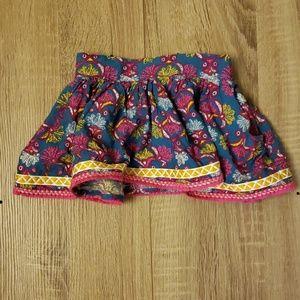 **5 for $15** Baby Girl Skirt w/ pockets & fringe